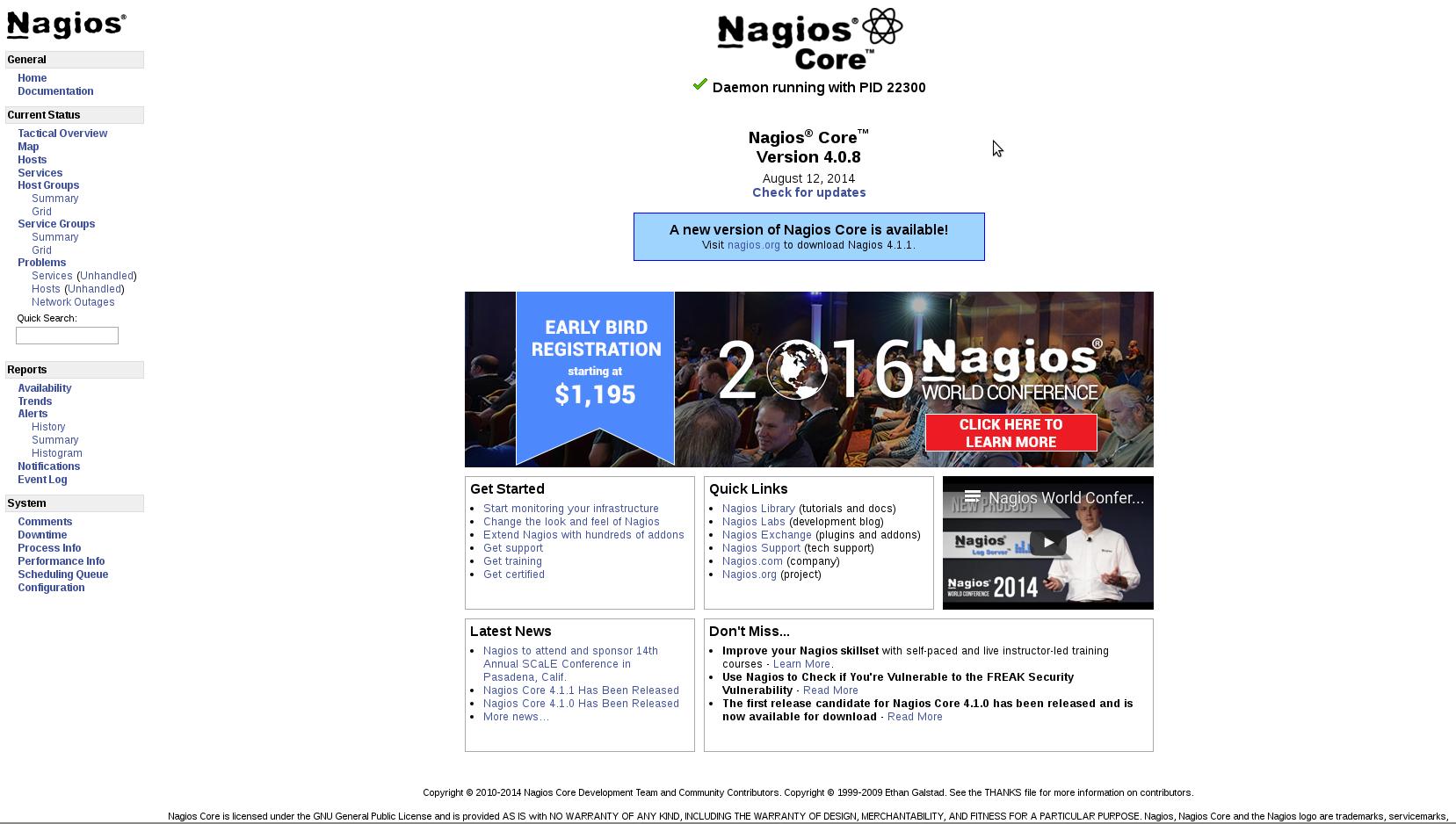 Install Nagios Core from RPM on CentOS 7 / RHEL 7 – tuxfixer com